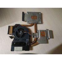 Система охлаждения ноутбука HP dv6-6b30ew