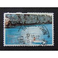 Британские Каймановы острова 1991 г.