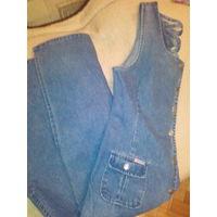Сарафан джинсовый и джинсы в подарок!