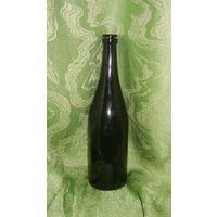 Бутылка старинная польская, клеймо Wyszkow
