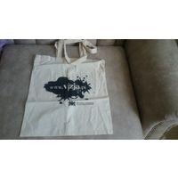Модная тканевая сумка