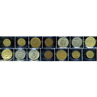 Югославия 7 монет