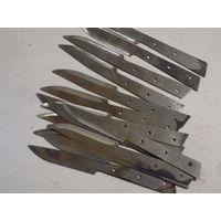 Лезвия.заготовки для ножей