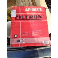 Фильтр воздушный FILTRON AP003/6 CHRYSLER Voyager III 2.4-3.8