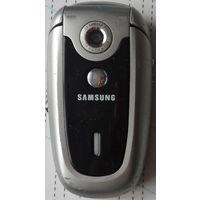 Мобильный телефон Samsung X640 (2005)