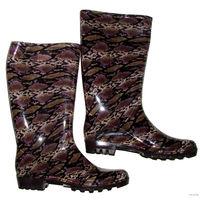 """Модные резиновые сапоги большой размер фирмы """"In extenso"""", женские, абсолютно новые, р-р 41, на широкую ногу и высокий подъем, эластичные и прочные, изящно сидят на ноге, отличное качество. Размеры: п"""