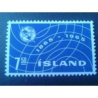Исландия 1965