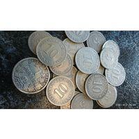 Монеты Кайзеровской Германии
