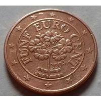 5 евроцентов, Австрия 2004 г.