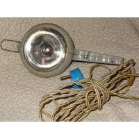 Автомобильная лампа - переноска , СССР