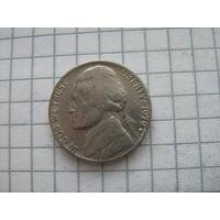 5 центов 1979г.  D