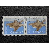 Канада 1988 г. Фауна.