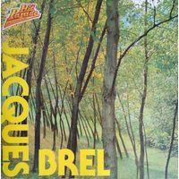 Jacques Brel /Best Of/1975, EMI, LP-NM, Italy, + BOOK