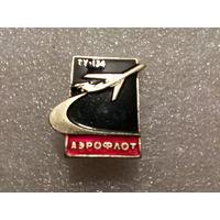 Аэрофлот ТУ134
