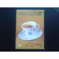 Словения 2001 чай