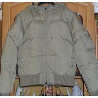 Куртка зимняя, р-р 42-44-46, как новая