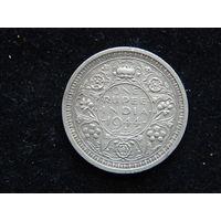 Индия 1 рупия 1944 г