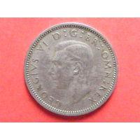 6 пенсов 1949 Британия KM# 875 медно-никелевый сплав