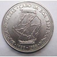Португалия 100 эскудо 1988 г. Бартоломеу Диаш .