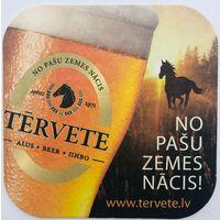 Подставка под пиво Tervete /Латвия/