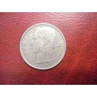 1 франк 1969 года Бельгия (Q)