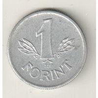 Венгрия 1 форинт 1981