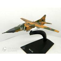 Легендарные самолёты No21 МиГ-23