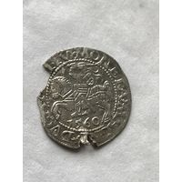 Полугрош 1560