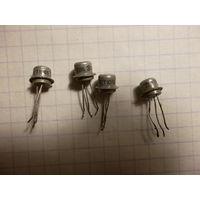 Транзисторы МГТ 108Б (4 шт) - одним лотом