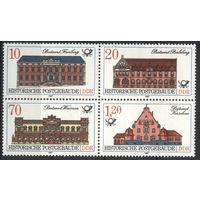 Германия, ГДР 1987 г. Mi#3067-3070** чистая полная серия (MNH)