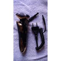 "Бритва мужская электро  3 D ""JINDING "" RQ1 150, в мешочке, без коробки.  для бритья.  распродажа"