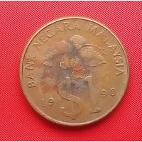 66-22 Малайзия, 1 ринггит 1990 г.