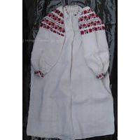 Сорочка белорусская традиционная (вышиванка), к. 1910-х гг.