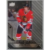 НХЛ /NXL / хоккей 2014-2015 UPPER DECK Blck Diamond Doug Wilson  55