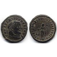 Фоллис 293-305 гг., Констанций I, Римская империя