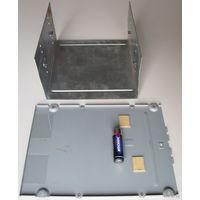 Части CD-ROM и системного блока
