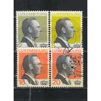 Люксембург 1993-95 Жан фон Люксембург Стандарт