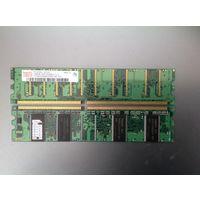 Оперативная память DDR 256MB PC2100 - 2 шт., PC3200 - 2 шт., PC3200U-30330 - 2 шт.