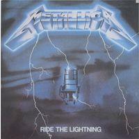 LP Metallica - Ride The Lightning (1994)