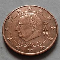 5 евроцентов, Бельгия 2010 г., AU