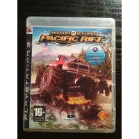 Коробка и буклет от игры для Playstation 3 Motorstorm - Pacific Rift
