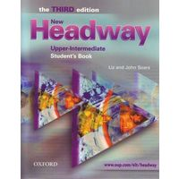 New Headway (все уровни с книгами в электронном виде, аудио и видео) + English Vocabulary in Use. Elementar