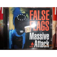 CD Massive Attack - False Flags. The Best