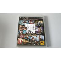 GTA 4 Episodes PS3 Playstation 3