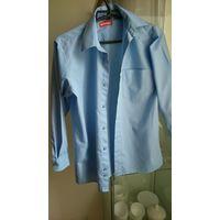 Рубашки р.140 см