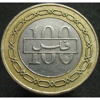 Бахрейн 100 филсов 2001 RM#20