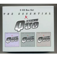3CD-box Status Quo - The Essential Status Quo (2001)