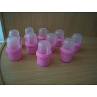 Колпачки для снятия гель-лака с ногтей