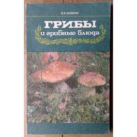Грибы и грибные блюда