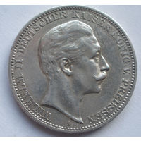3 марки 1909